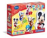Clementoni-Mickey ve Arkadaşları İlk Puzzle 0803