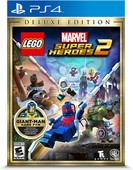 Lego Marvel Superheroes 2 Deluxe PS4