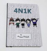 4N1K Team A5 Defter