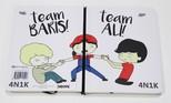 4N1K TeamAli ve Barış  Defter