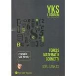YKS TYT 1.Oturum Türkçe Matematik Geometri Soru Bankası