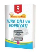 9.Sınıf Türk Dili ve Edebiyatı Anlatımlı Test Kitabı
