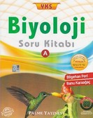 YKS Biyoloji Soru Kitabı A
