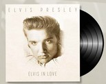 Elvis in Love Plak