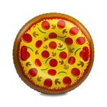 Bigmouth Pizza Şişme Kızak