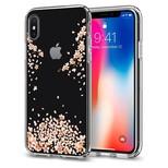 Spigen iPhone X Kılıf Case Liquid