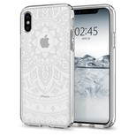 Spigen iPhone X Kılıf Case Liquid