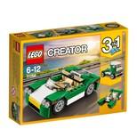 Lego Creator Yeşil Üstü Açık Araba