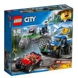 Lego-City Police Dirt Road Pursuit