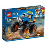 Lego-City Great Vehicles Mons.Truck