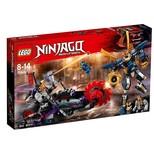 Lego-Ninjago Killow vs. Samurai X