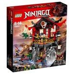 Lego-Ninjago Temple of Resurrection