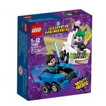 Lego-Super Heroes Mighty Micros  Nightwing vs. The Joker