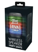 Trust Urban Ziva Wireless Bluetooth Speaker With Party Lights 21967