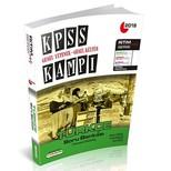 2018 KPSS Kampı GY-GK Türkçe Soru Bankası