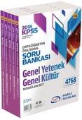 2018 KPSS Ortaöğretim Önlisans Genel Yetenek Genel Kültür Modüler Soru Bankası