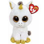 Ty Peluş - Pegasus White Unicorn Regular