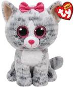 Ty Peluş - Kiki Grey Cat Orta Boy