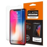 Spigen iPhone X Cam Ekran Koruyucu, GLAS.tR SLIM 057GL22105
