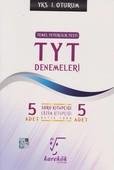YKS-TYT 5'li Denemeleri 1.Oturum, Clz