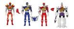 Power Rangers Dino Super Charge - 5 Inch Aksiyon Figürü