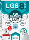 8.Sınıf LGS Fen Bilimleri Soru Bank, Clz