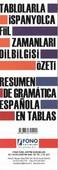 Tablolarla İspanyolca Fiil Zamanlar