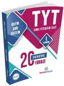 YKS TYT Türkçe 20 Deneme 1.Oturum, Clz