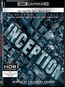 Inception 4K UHD - Başlangıç 4K UHD, Brd