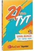 YKS TYT 21 Günde Sosyal Bilimler Soru Bankası