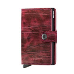 Secrid Miniwallet Dutch Martin Bordeaux