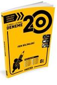 8.Sınıf Fen Bilimleri 20 Deneme, Clz