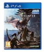 PS4 MONSTER HUNTER: WORLD, Ps4