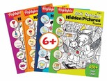 Highlights Hidden Pictures Puzzles, Clz