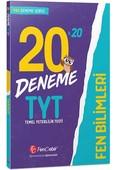 YKS TYT Fen Bilimleri 20x20 Deneme