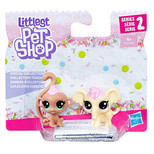 Littlest Pet Shop - Mini Tatlı Koleksiyonu İyi Dostlar E0399
