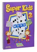 2.Sınıf Süper Kids-İngilizce Öğreten Zeka Oyunları