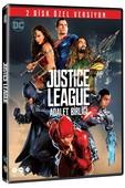 Justice League 2 Disc Se - Adalet Birliği 2 Disk Özel Versiyon