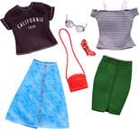 Barbie'nin Kıyafetleri 2li Paket FYW82