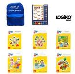 LOGİKO-Mini Akıllı Düğmeler 4-6 Yaş