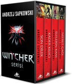The Witcher Serisi-4 Kitap Takım
