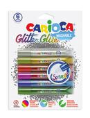 Carioca Yıkanabilir Simli Tutkal Sparkle