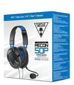 TURTLE BEACH RECON 50P KULAKLIK PS4