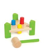 Hape - Ahşap Küçük Çekiç Oyunu 0404