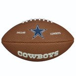 Wılson Amerikan Futbol Topu Maketi Nfl Logolu Dallas Cowboys