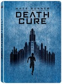 Maze Runner: The Death Cure - Labirent Son İsyan Steelbook