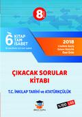 8.Sınıf LGS T.C. İnkılap Tarihi ve Atatürkçülük Çıkacak Sorular Kitabı