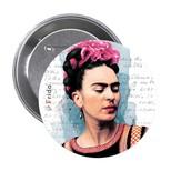 Frida Kahlo 2 Rozet - Aylak Adam Hobi