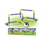 King Sport Çiftli Mini Futbol Kalesi 85 x 59 Cm.