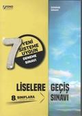 LGS Yeni Sisteme Uygun 7 Deneme Sınavı